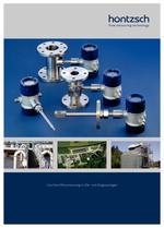Gas-Durchflussmessung in Klär- und Biogasanlagen