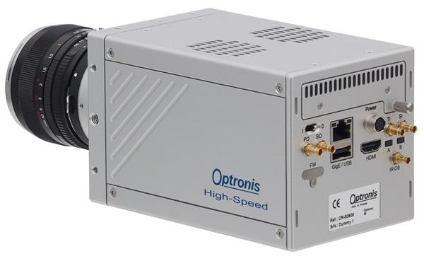 High speed Kamera mit SSD